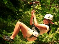 Zipline and ATV Excursions Puerto Vallarta