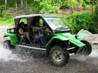 Canopy Zipline and ATV Excursions