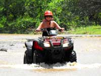 ATV Zipline Excursions