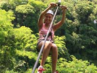 Canopy Zipline Excursions  in Puerto Vallarta